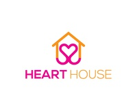 Heart House Logo (Layered)