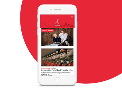 Article View | PolskiFR ux mobile ui mobile app mobile app design ui mobile interface interface user interface