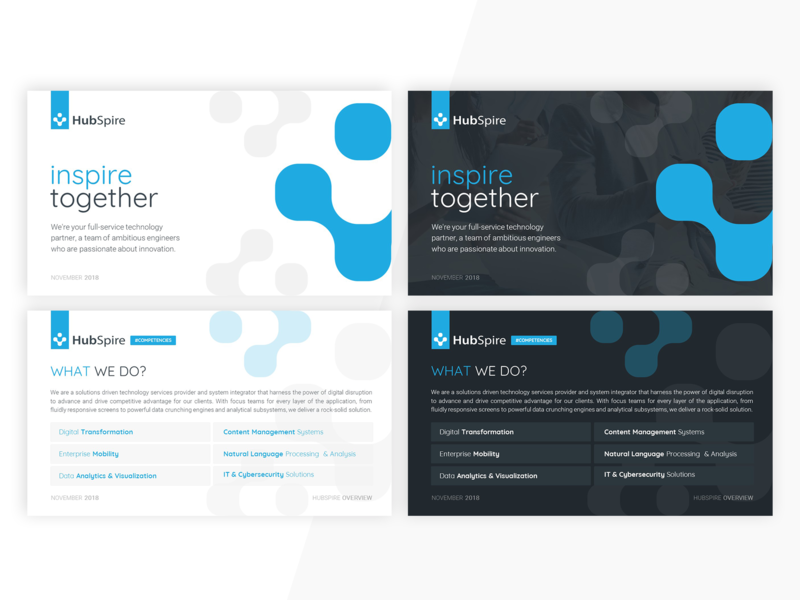 pitch deck design by partha pratim chanda dribbble dribbble