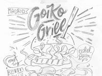 Goikogrill sketch