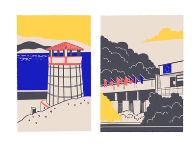 Spot Illustrations #1