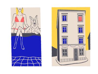 Spot Illustrations #2