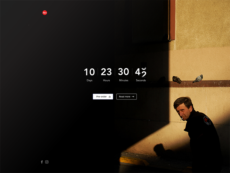 014 - Countdown Timer webui landing timer countdown landingpage web ux ui dailyui