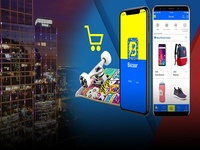 Bazaar Click App
