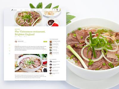 PHO REVIEW BLOG ENTRY pho blog review uisml website desktop