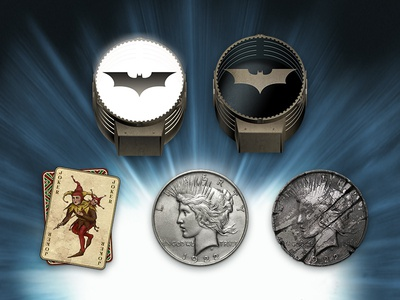 Dark Knight Icons