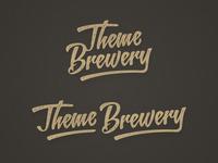 Theme Brewery Identity