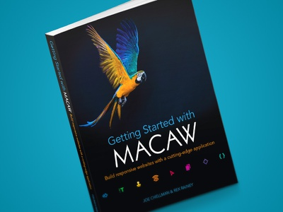 Macaw Book macaw writing web design