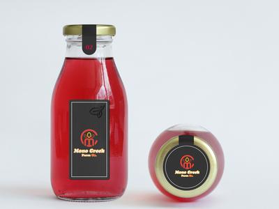Juice Bottle Packaging