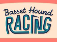 Basset Hound Racing
