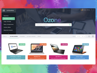 Ozone - A New Project of E-commerce
