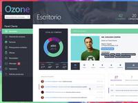 Ozone - Dashboard User
