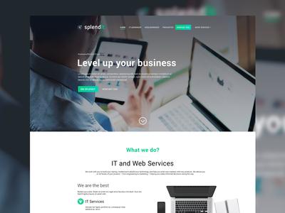Splendit Web Development