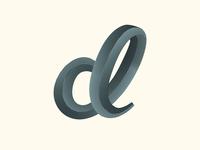 D Typography