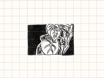 Mini Series 02 drawing ink illustration