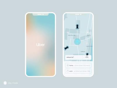 Uber Exploration