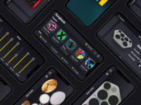 WeDrum app redesign concept