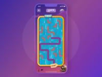 Memoria Labyrinth Game UI