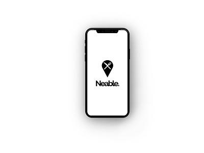 NEABLE. identity hublot icon landing page furniture web vector typography logo campaign bar website branding app portfolio design creative director ux ui web design