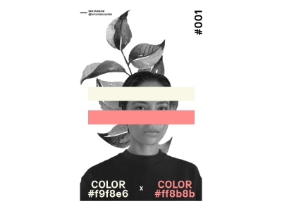 COLORS #001 designer illustrator illustration identity campaign bar web vector typography logo branding website app portfolio design creative director landing page ui ux web design