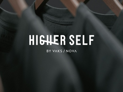 Higher Self Brand identity web website portfolio design ux web design ui