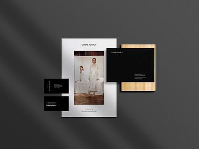 CUORE AGENCY branding branding identity app web landing page website portfolio design ux web design ui