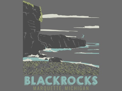 The Marquette Project : Blackrocks - The Design