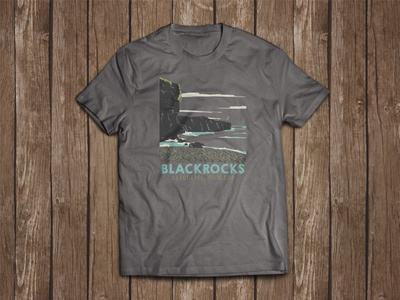 The Marquette Project : Blackrocks - The Shirt