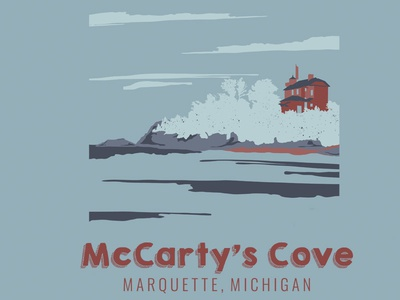 The Marquette Project : McCarty's Cove - The Design