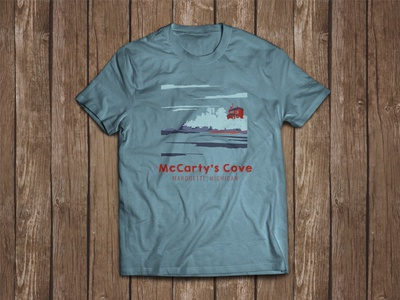 The Marquette Project : McCarty's Cove - The Shirt