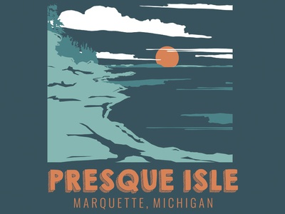 The Marquette Project : Presque Isle - The Design