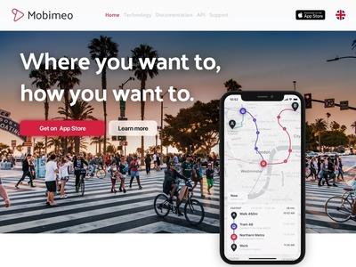 Mobimeo website ideation