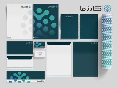 Visual identity karzma Company