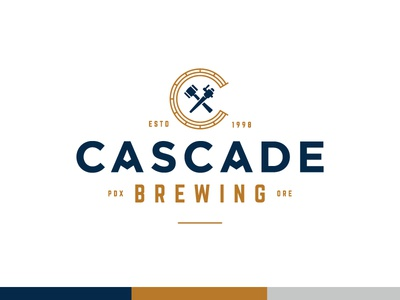 Cascade Brewing - Logo
