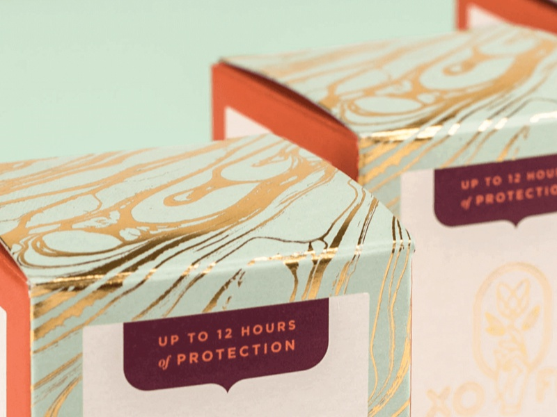 Xoflo packaging detail
