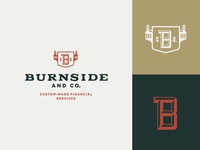 Burnside and Co. - Logo