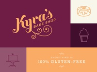 Kyra's Bake Shop - Logo & Brand Elements