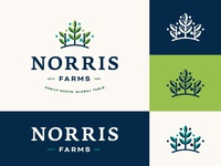 Norris Farms - Logo Variants