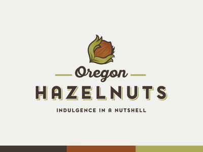 Oregon Hazelnuts - Logo