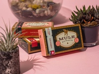 Mule Extracts - Packaging