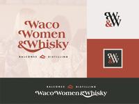 Waco Women & Whisky Logo