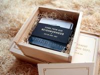 Upstatement Bric-A-Brac Box