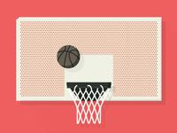 Boston Hoops - Hoop no. 2 - Reggie Wong Park - Chinatown