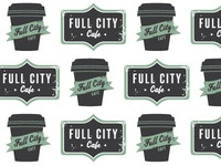 Cafe branding project