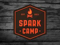 Spark Camp Logo