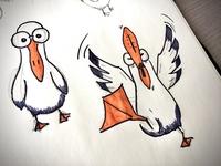 Moritz the Seagull