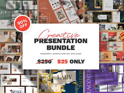 Creative Presentation Bundle bundle powerpoint free bundle free powerpoint template powerpoint template creative bundle bundle presentation bundle