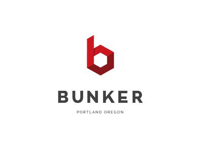 Bunker b tech portland branding