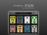 FXR (Effects Rack) Modular Processing Unit Plugin