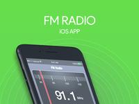 Analog FM Radio App